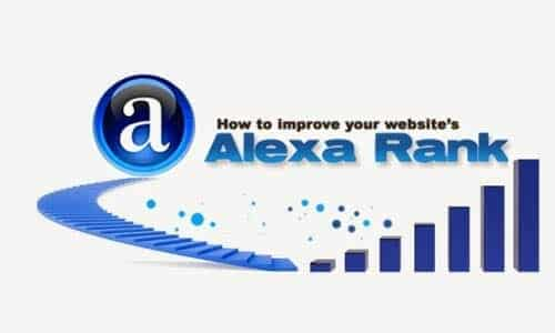 Alexa Ranking y Visitas de una Web