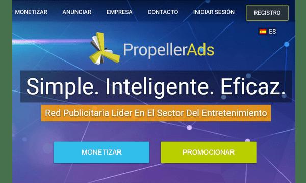PropellerAds, Una Innovadora Plataforma de Publicidad