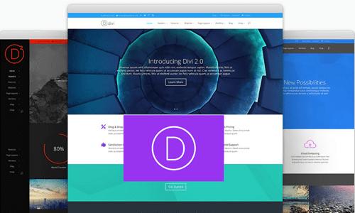 Tema Divi para WordPress