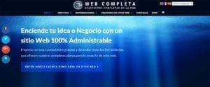 Crear una Página Web como Esta